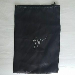 Giuseppe zanotti dust bag (black)